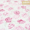 Baumwolle beschichtet abwaschbar Floria creme III