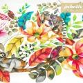 Textiler Luxus-Tischbelag Esotico III