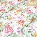 Textiler Luxus-Tischbelag Loredana III