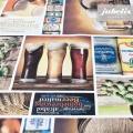 Wachstuch Bier II