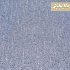 Baumwolle beschichtet strukturiert Boheme blau III 110 cm x 140 cm Küchentisch