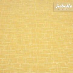 Baumwolle beschichtet abwaschbar Liva gelb III