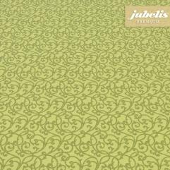 Baumwolle beschichtet abwaschbar Isabell grün III