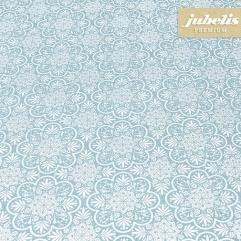 Baumwolle beschichtet abwaschbar Serena pastellblau III