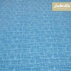 Baumwolle beschichtet abwaschbar Liva blau III