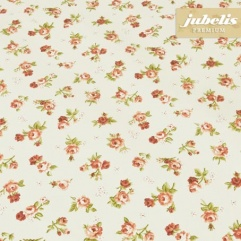 Baumwolle beschichtet abwaschbar Alice beige III 100 cm x 140 cm