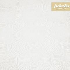 Baumwolle beschichtet abwaschbar Cercles III 220 cm x 140 cm