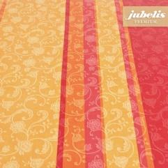 Baumwolle beschichtet abwaschbar Lisanne orange H 120 cm x 140 cm
