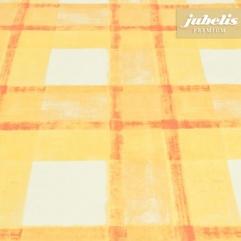 Baumwolle beschichtet abwaschbar Pablo gelb-orange H