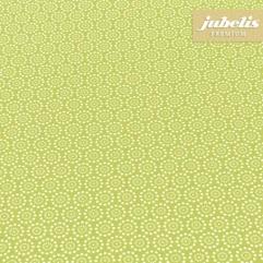 Baumwolle beschichtet abwaschbar Pita hellgrün III 110 cm x 140 cm Küchentisch