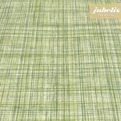 Baumwolle beschichtet strukturiert Justus grün III