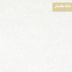 Baumwolle beschichtet abwaschbar Ginkgo weiß III