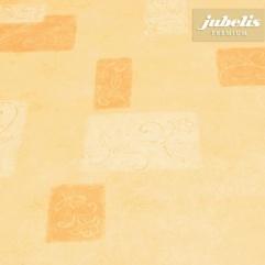 Wachstuch extradick mit Gewebe Joy beige H 230 cm x 140 cm