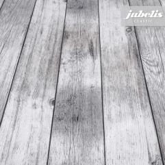 Wachstuch Holz grau P 100 cm x 140 cm
