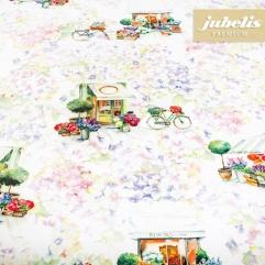 Textiler Luxus-Tischbelag Allegra III