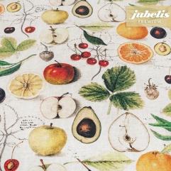 Textiler Luxus-Tischbelag Frutta III 200 cm x 140 cm
