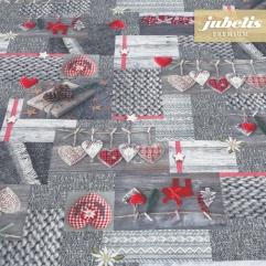 Textiler Luxus-Tischbelag Federica III