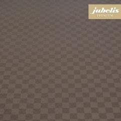 Textiler Luxus-Tischbelag Grado braun III