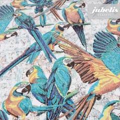Wachstuch Papageien II