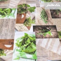 Wachstuch Herbs I 180 cm x 140 cm