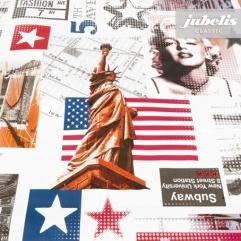 Wachstuch Marilyn H 100 cm x 140 cm