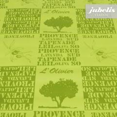 Wachstuch Provence grün H