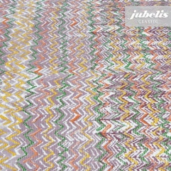 Wachstuch Zigzag multicolor I
