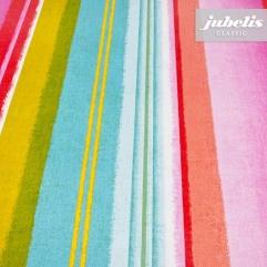 Wachstuch Streifen multicolor I 180 cm x 140 cm