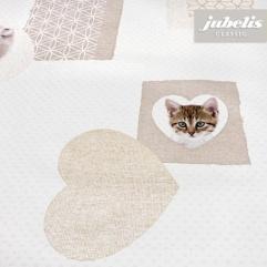 Wachstuch Cats II