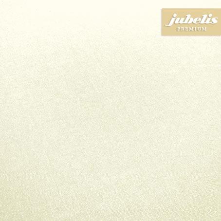 Baumwolle beschichtet strukturiert Panama beige-gold III 240 cm x 140 cm für Biertische (auf Wunsch geteilt = 2 Decken)