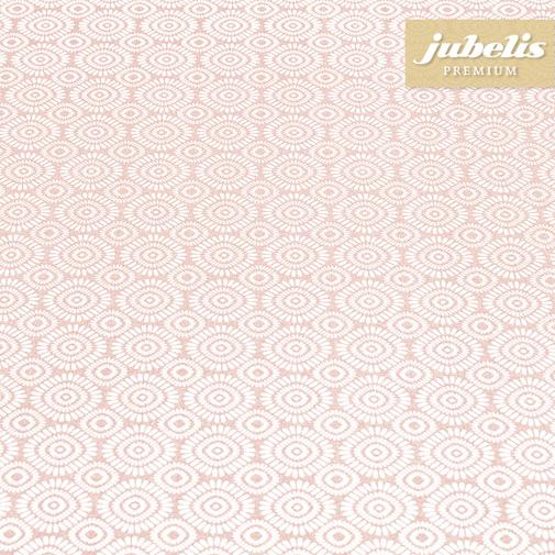 Baumwolle beschichtet abwaschbar Angelica  pastellrosa III
