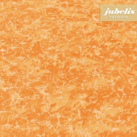 Baumwolle beschichtet abwaschbar Mara orange III