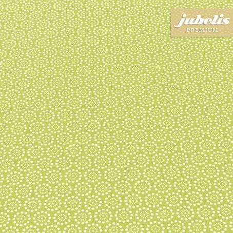Baumwolle beschichtet abwaschbar Pita hellgrün III