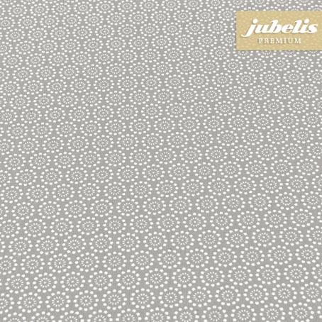 Baumwolle beschichtet abwaschbar Pita taupe III 100 cm x 140 cm