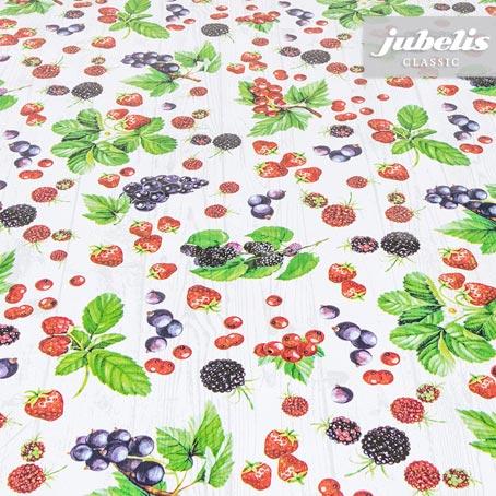 Wachstuch Berry I 100 cm x 140 cm