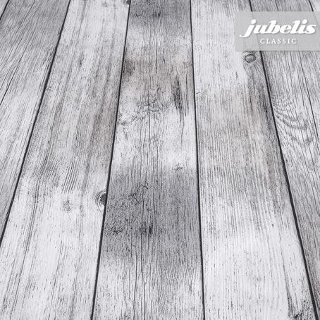 Wachstuch Holz grau P 200 cm x 140 cm