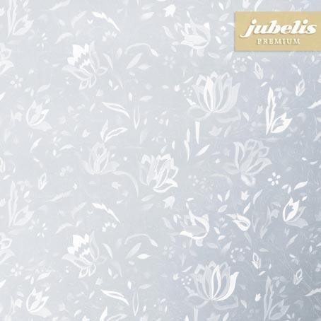 Kristallfolie Emma Premium H 240 cm x 140 cm für Biertische (auf Wunsch geteilt = 2 Decken)