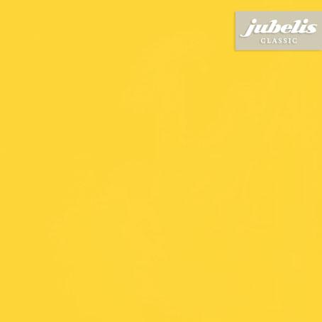 Wachstuch einfarbig Uni gelb IV