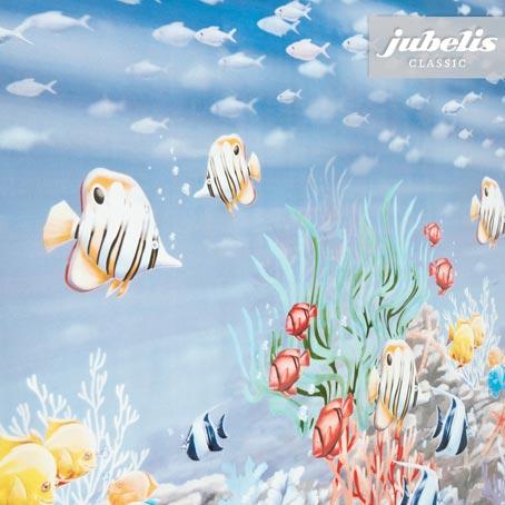 Wachstuch Fische I 100 cm x 140 cm