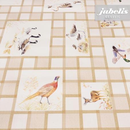Wachstuch Wildtiere I 2000 cm x 140 cm komplette Rolle-Sonderpreis