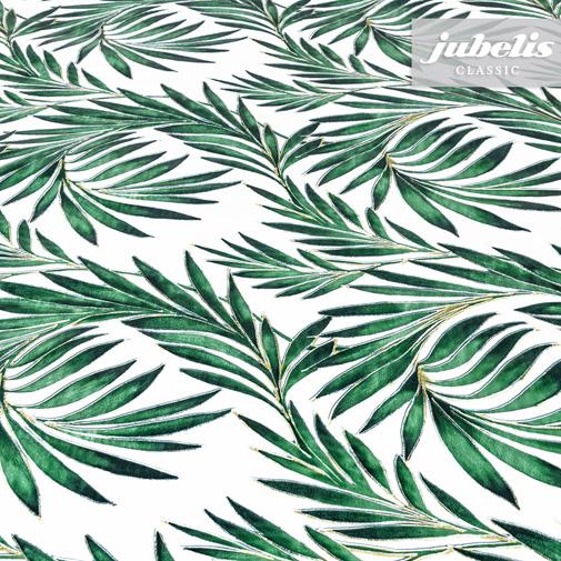 Wachstuch Exotic chic grün I