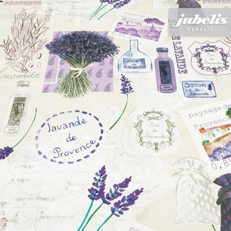 Wachstuch Potpourri Lavendel P